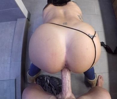 Bathroom Sex